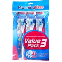 Morning Kiss 4C Whitening (S) (1 Pack)