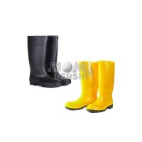Water Boots (Yellow) (798g Per Unit)