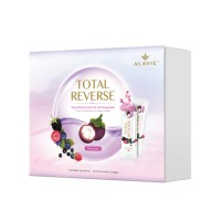 Alavie Total Reverse Anti Aging Mangosteen Liquid Gel 25ml X 20 sachets (12 Units Per Outer)