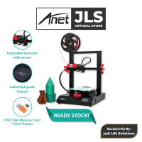 Anet ET4 All-Metal 3D Printer With Industrial Grade Chipset Jadi Life