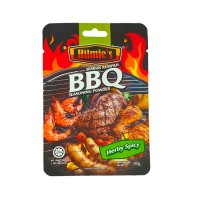 Serbuk Rempah bbq HILMIE'S (Herby Spicy - 40g) (48 Units Per Carton)