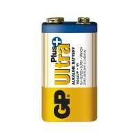 GP Ultra Plus Alkaline Battery 9V - GP1604AUP-C1
