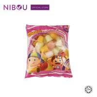Nibou (NBI) DADIH Soya Fruits Pudding Assorted (Free 5 Pcs) (16gm x 45's x 12)