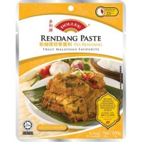 DOLLEE Rendang Paste 200gm pack ( 12 packs per carton )