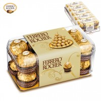 FERRERO ROCHER T16 (5 Units x 200 g) (20 Units Per Carton)