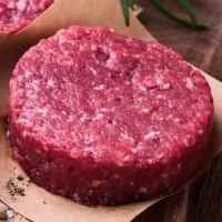 Australia Wagyu Beef Patty   Beef Burger Grade A - 160g (Vacuum Packed)