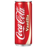 COCA COLA Vanilla 320ml