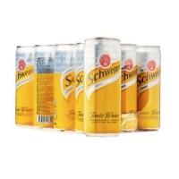 Schweppes Tonic Water 1Carton (24 cans x 320ml) (144 Units Per Carton)