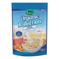 ANZEN Organic Rolled Oats - Instant 500gm Pack (12 Units Per Carton)