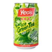 Yeo's Jasmine Green Tea [can] 300ml