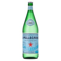 S.PELLEGRINO Sparkling Natural Mineral Water 1000ml (Crown cap)