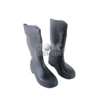 High Rubber Boots (Size 6)