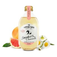 THE TAPPING TAPIR Grapefruit & Chamomile 330ml (1 pack x 4 bottles) (12 Units Per Carton)