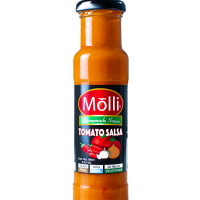 Molli Tomato Salsa (180ml) (12 Units Per Carton)