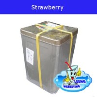 Taiwan Fruit Juice - Strawberry (20KG Per Carton)