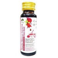 Natural Asian Gourmet Beverage & Bakery Ingredient, Natural Flavor & Color Anthocyanin of Roselle Hibiscus Extract Liquid Concentrate (60g) (12 Units Per Carton)
