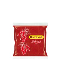 Kimball - Kimball Chili Sauce 1x12packet (1Kg each) (12 Units Per Carton)