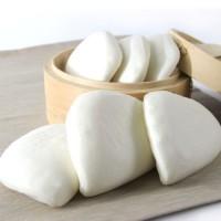 Frozen Adriano Food Sandwich Lotus Leaf Bun 320g/10pcs x 25 packets (Halal/ Vegetarian/ Microwave Ready/ HACCP)