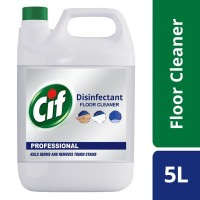 CIF FLOOR CLEANER DISINFECTANT 5L