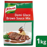 Knorr Demi Glace Brown Sauce Mix 1kg - 6 Units Per Carton