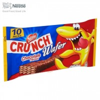 Nestle Crunch Wafer - Chocolate (10 Packs x 17g) (36 Units Per Carton)