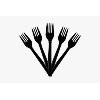 PS Fork (Black) 500 pcs/ctn