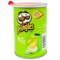 Pringles Snack Sour Cream and Onion 42g (12 Units Per Carton)