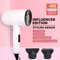 BC++ 6888 HAIR DRYER (RED)