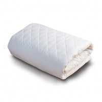 AKEMI Non-waterproof  Mattress Protector (Queen size)
