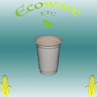 Biodegradable (Corn Starch) Cup 170CC (1200 Pieces Carton)