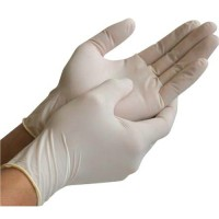 LATEX POWDER FREE GLOVE (10BOXES PER CTN)