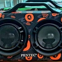 Pentec Speaker Wireless Bluetooth USB