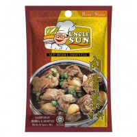 6x12x90g Uncle Sun Oriental Herbal Soup (3360444)